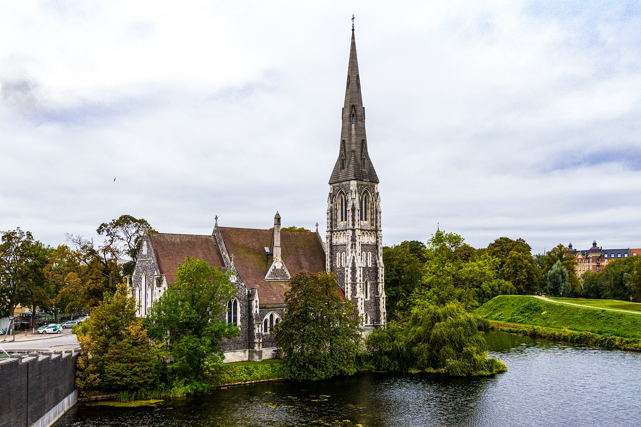 Dänemark Kirche